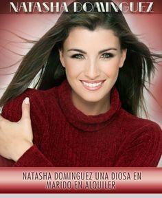 """Natasha Dominguez es """"Diosa"""" una chica bella y extrovertida, en #MaridodeAlquiler.   http://www.lanuevavozlatina.com/personajes/natasha-dominguez-es-diosa-en-marido-en-alquiler"""