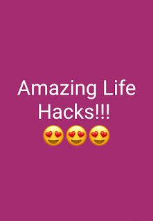Life hacks are little ways to make our lives easier. These low-budget tips and trick can help you organize and de-clutter space; Latest Nigeria News, Amazing Life Hacks, Clutter, Fun Facts, Organize, Budget, Space, Tips, Easy