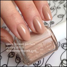 Essie Picked Perfect – Spring 2015