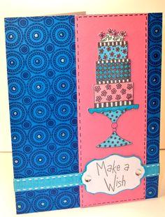 Make a Wish card by Wendy Kessler
