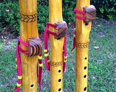 Wind & Woodwind Creative Native American Flutes By Odell Borg Signature Series Available In Various Designs And Specifications For Your Selection