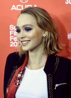 Lily-Rose Melody Depp   'Yoga Hosers' Premiere - 2016 Sundance Film Festival