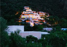 Hotel Raya, Panarea