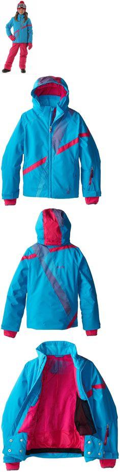 Snowsuits 62178: Spyder Girls Snow Suit Ski Set Tresh Jacket And Vixen Pants, Size 20 (Girl S), Nwt -> BUY IT NOW ONLY: $164 on eBay!