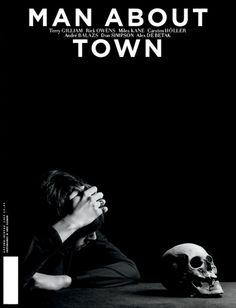 MagaZine / Man About Town 5 Magazine cover