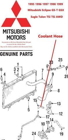 Terrific Mitsubishi Eclipse Parts Diagram Wiring Diagram Tutorial Wiring Digital Resources Sapredefiancerspsorg