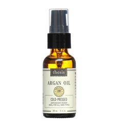 Thesis Organic Argan Oil - Pure Cold Pressed Raw Unrefined - for All Skin Types, Hair and Nails Natural Oils, Natural Skin Care, Organic Rosehip Oil, Nail Repair, Pure Oils, Vegan Beauty, Mineral Oil, Jojoba Oil, Skin Treatments