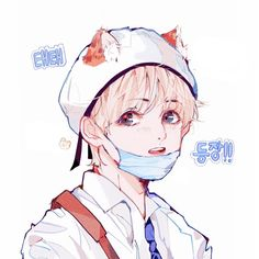 Read ::Vino y pasteles:: from the story ::Mundo KookV:: 3 by Kookiegoolden (❀::Rose::❀) with reads. [TH] Sonriente TaeHyung v. Taehyung Fanart, Jimin Fanart, Kpop Fanart, Bts Chibi, Anime Art Girl, Anime Guys, Pretty Art, Cute Art, V And Jin