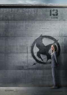 Six new posters have been discovered that showcases six of our star players of the rebellion hiding out in District 13.
