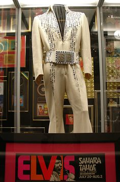 Tahoe, California                      Costumes and Awards of Elvis Presley at Graceland, Memphis, Tennessee -