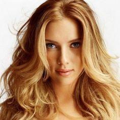 Dirty blonde hair color