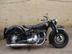 1950 Sunbeam S7 500cc
