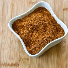 Kalyn's Kitchen®: Recipe for Kalyn's Taco Seasoning Mix  (Love this blend, and I love knowing what goes into it.)