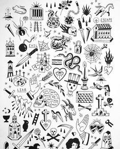 Artist: Für Einsendungen bitte DM: Info in Bio.And Vergessen Si… Artist: For submissions please DM: Info in Bio.And Do not forget to share the page! Doodle Tattoo, Kritzelei Tattoo, Tattoo Trend, Tattoo Life, Tattoo Shop, Snake Tattoo, Luck Tattoo, Flash Art Tattoos, Body Art Tattoos