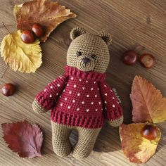 Cozy Fox, handmade | амигуруми | описания | МК