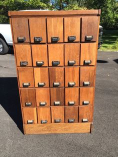 antique oak 25 drawers file cabinetapothecary general store primitive antique furniture apothecary general