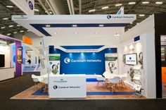 Cambium Networks - AfricaCom 2013 by HOTT3D Exhibitions, via Behance