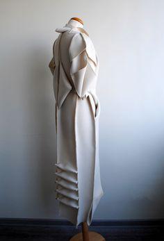 Zero waste fashion, Origami