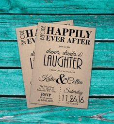 Rehearsal dinner decorations for wedding party 76 - Creative Maxx Ideas Rehearsal Dinner Decorations, Rehearsal Dinner Invitations, Rustic Invitations, Wedding Invitations, Wedding Dinner, Wedding Rustic, Wedding Ideas, Wedding Hacks, Wedding Weekend