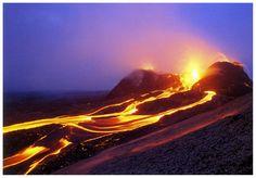 Volcano National Park, Hawaii