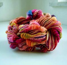 Yarn, Handspun, Merino, Dyeing | by B.eňa