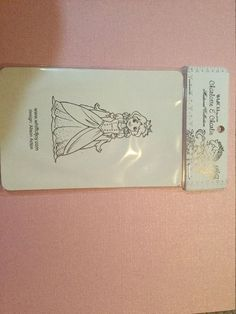 Whiff Of Joy Charlotte & Charlie Medieval Collection, Rubber Cling Stamp