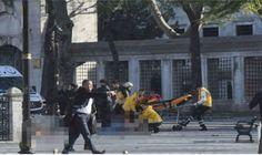 DERUWA: Nachrichtensperre nach Anschlag in Istanbul - Beri...
