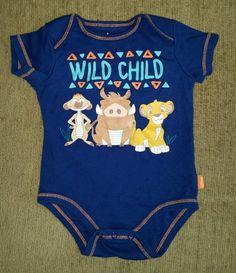 de8580b5305e0 #disney the lion king creeper 3-6 months from $5.99 #babystuffdisney Disney  Baby