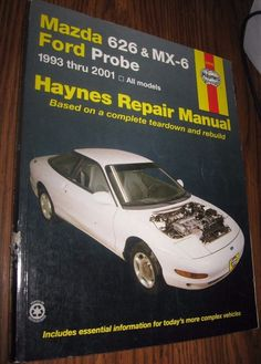 Mazda mx 6 ls interior slide 3 mazda mx 6 pinterest mazda mx haynes repair manual 1993 2001 mazda 626 mx 6 and ford probe 61042 fandeluxe Images