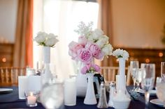 Elegant Pink and Gold Redondo Beach CA Wedding | Elizabeth Anne Designs: The Wedding Blog