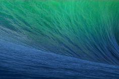 The official Mac os X MAVERICKS wallpaper for your desktop ! Mac Os Wallpaper, Waves Wallpaper, Live Wallpaper Iphone, Apple Wallpaper, Cool Wallpaper, Mobile Wallpaper, Wallpaper Pictures, Black Wallpaper, Wallpaper Ideas