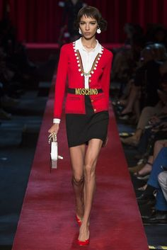 Moschino, Look #10