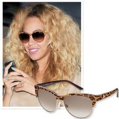 Roberto Cavalli Melograno Animal Prnt Sunglasses  New Lower Price!!!   As seen on Beyoncé   Brand New (never worn)!  In original case & box (along with cloth).  Made in Italy.  Orig Retail: $450 Roberto Cavalli Accessories Sunglasses
