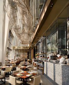 Shanghai Park Hyatt- Banquet in Style
