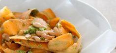 Receita Salada de cenoura com molho pesto | As Minhas Receitas
