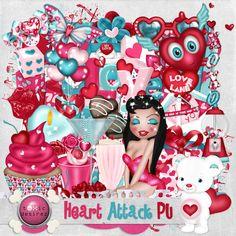 ★ ☠ Ŧǿӿι¢ ☣ Ðəѕιяəᵶ ☠ ★: Heart Attack Collab