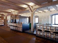 NOma Food Lab by 3XN @llwdesign