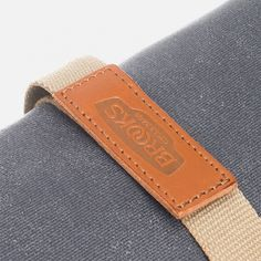 Brooks England Pickwick Small I Grey I Details