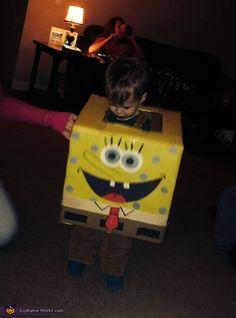SpongeBob - 2013 Halloween Costume Contest