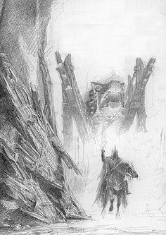 alan_lee_the lord of the rings_sketchbook_17_grond03_med.jpg (354×500)