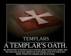 Templar's oath