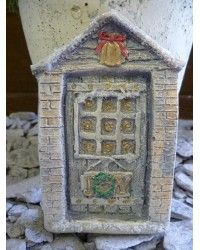 Christmas Joy Fairy Door