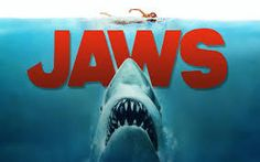Jaws is back on the big screen! The Vegas Film Critic (Jeffrey K. Howard) gives you all the info to catch the Steven Spielberg classic on the big screen for . Scary Movies, Horror Movies, Good Movies, Awesome Movies, Halloween Movies, Awesome Stuff, Jaws Movie, Movie Tv, Jaws 1