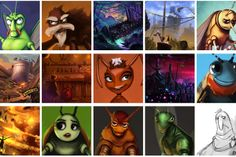 Bugz Pre Production  Now #Crowdfunding on #Indiegogo  #Indie #3D #Animation #Film http://igg.me/p/673891/twtr/2623911