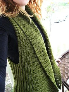 PDF CROCHET PATTERN: Belinda Vest on Etsy, $6.00