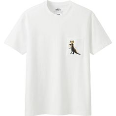 MEN SPRZ NY SHORT-SLEEVE GRAPHIC T-SHIRT (JEAN-MICHEL BASQUIAT), WHITE