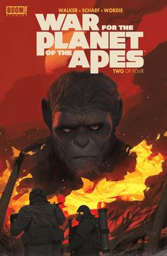 War For the Planet of the Apes #2 (Issue)