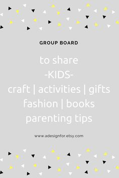 Post here anything and everything children! Fun activities, arts, crafts, parenting tips, art, books...etc