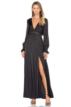THE JETSET DIARIES x REVOLVE Olivia Maxi Dress in Black | REVOLVE