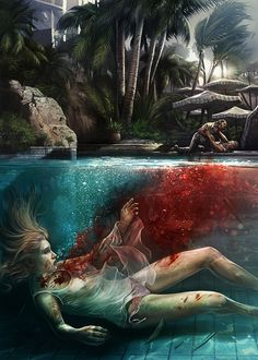 Dead Island - Pool Attack by Atomhawk Design